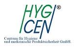 Certificado almohadas Hygcen