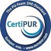 Certificado almohadas certipur