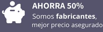 Ahorro del 50% en camas articuladas