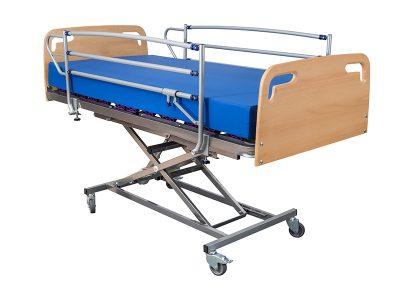 cama geriatrica articulada