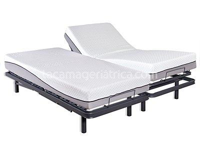 camas articuladas matrimonio
