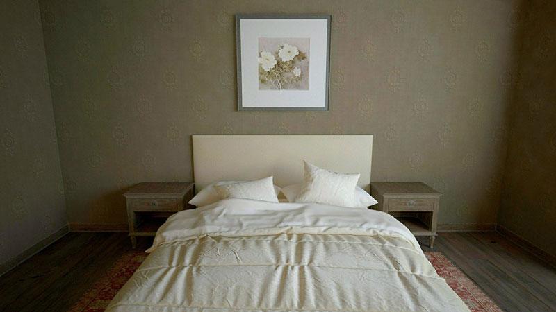 dormitorio persona mayor