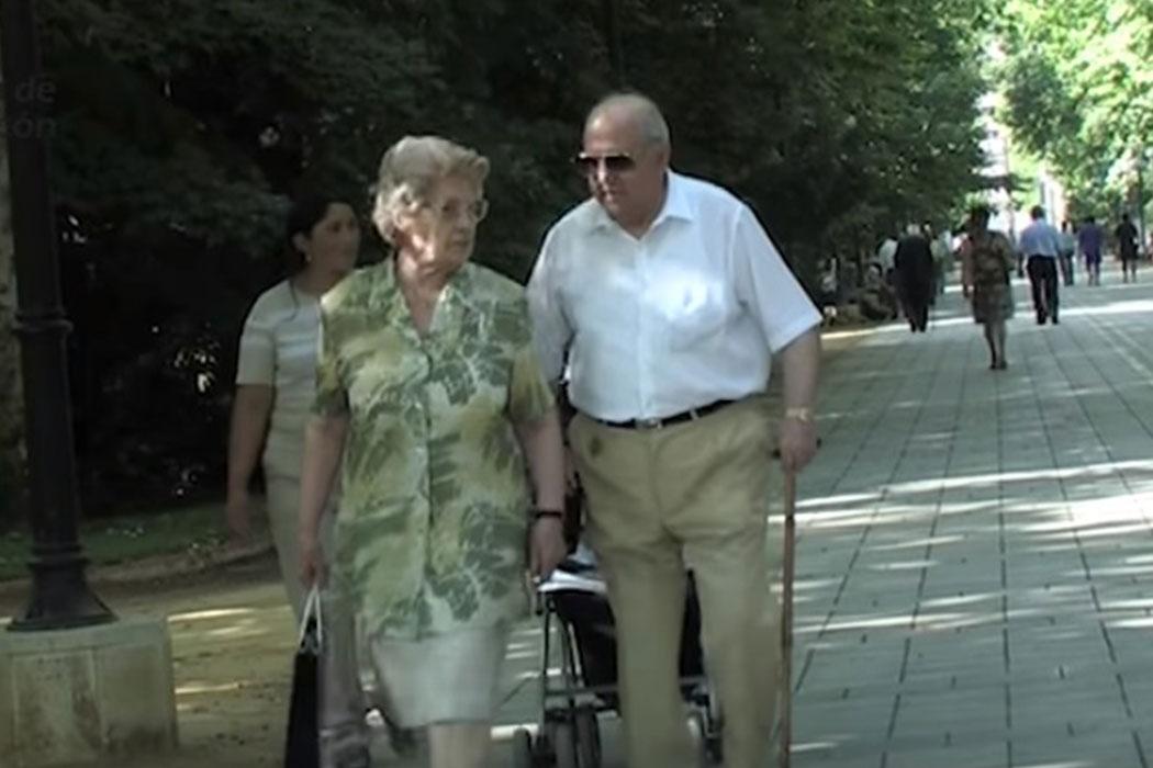 Personas mayores con riesgo de lesión